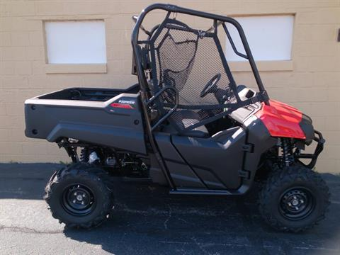 2017 Honda Pioneer 700 in Sterling, Illinois