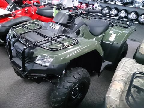 2017 Honda FourTrax Rancher in Sterling, Illinois - Photo 1