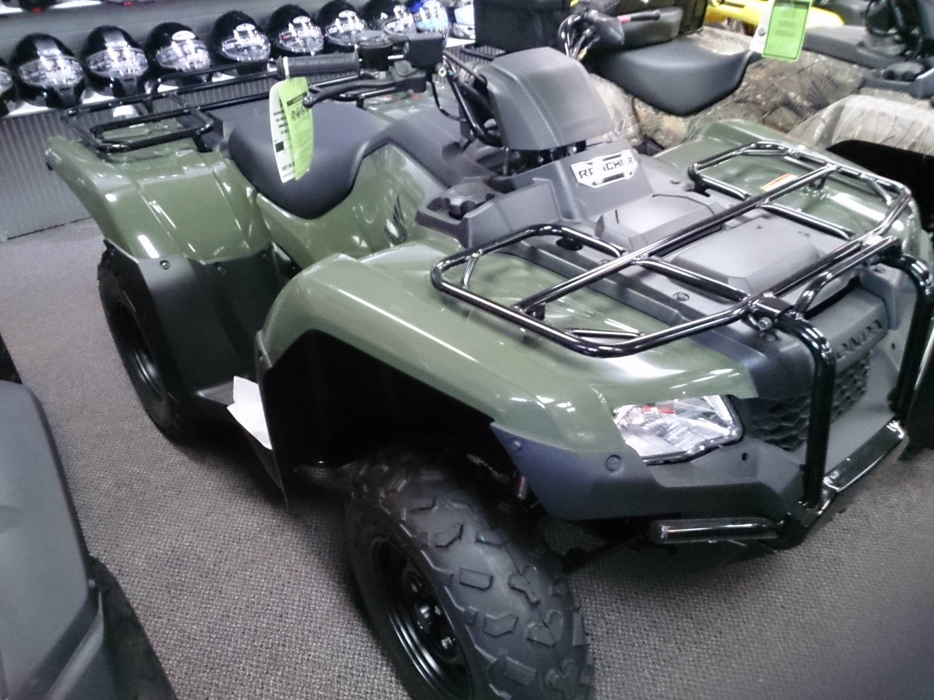 2017 Honda FourTrax Rancher in Sterling, Illinois - Photo 2