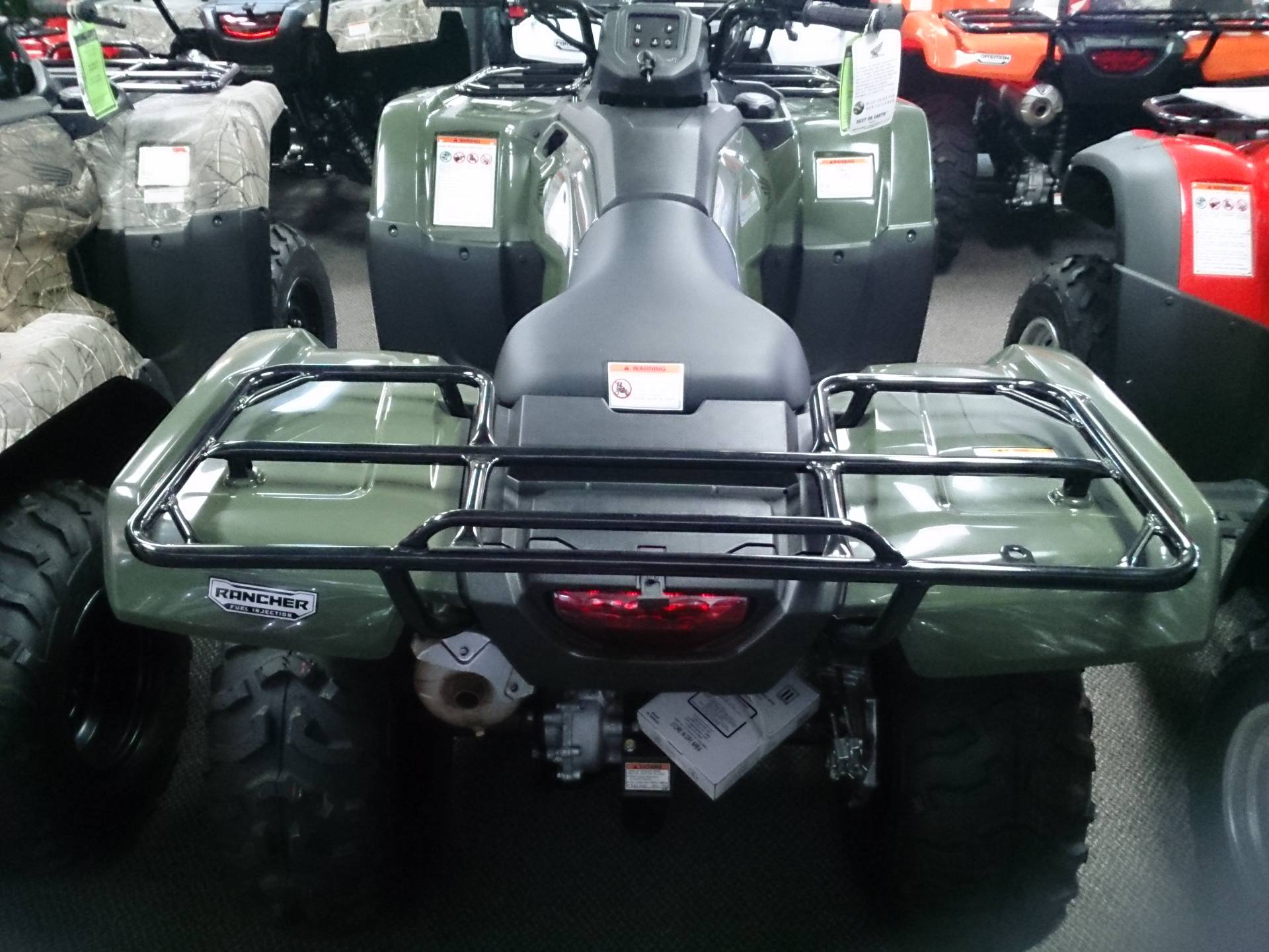 2017 Honda FourTrax Rancher in Sterling, Illinois - Photo 4
