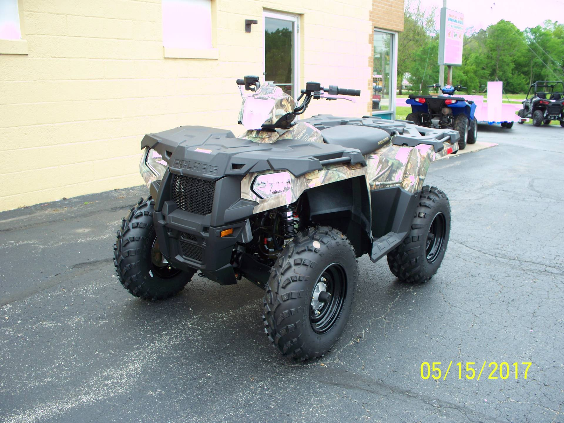 2017 Polaris Sportsman 570 EPS Camo for sale 4174