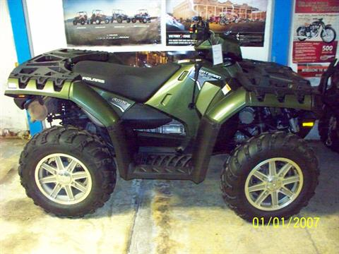 2011 Polaris Sportsman® 550 EPS in Sterling, Illinois