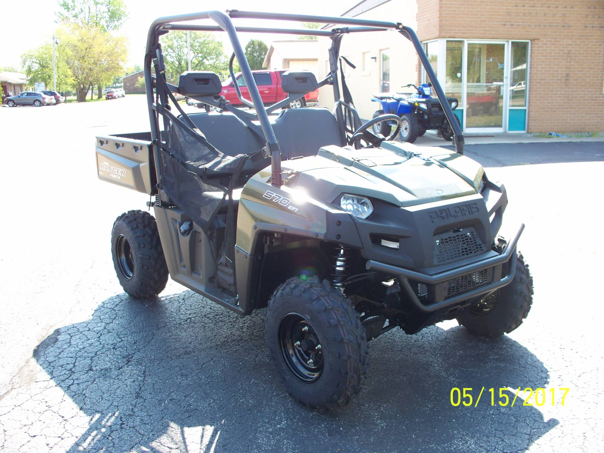 2017 Polaris Ranger 570 Full Size for sale 6984