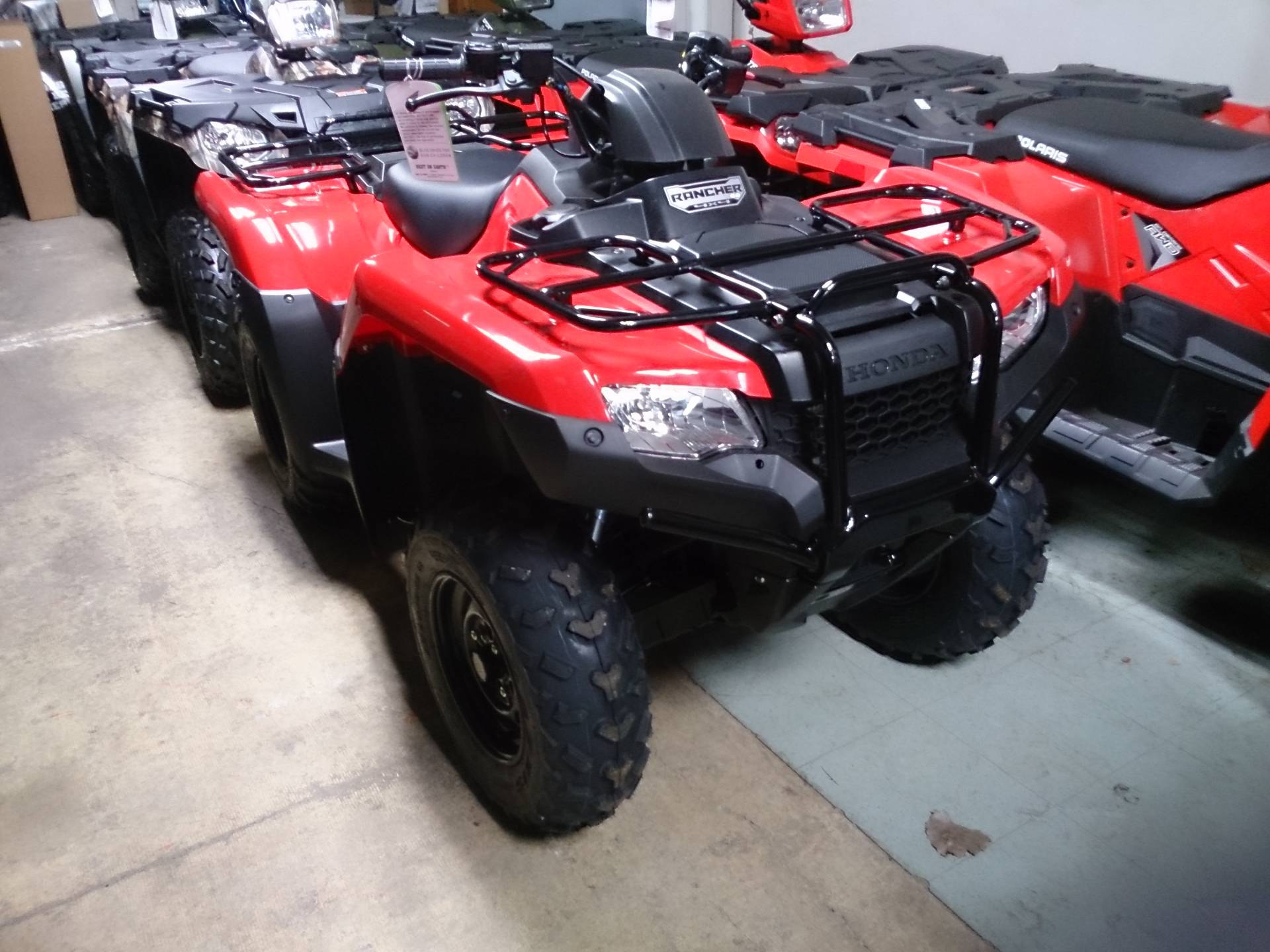 2019 Honda FourTrax Rancher 4x4 ES in Sterling, Illinois - Photo 1
