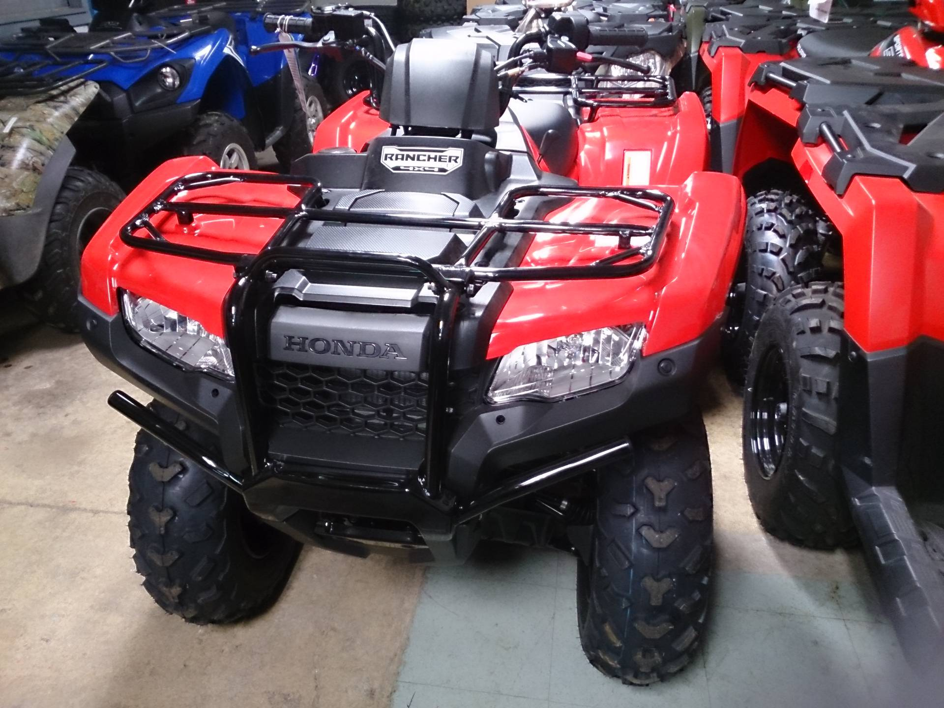 2019 Honda FourTrax Rancher 4x4 ES in Sterling, Illinois - Photo 2