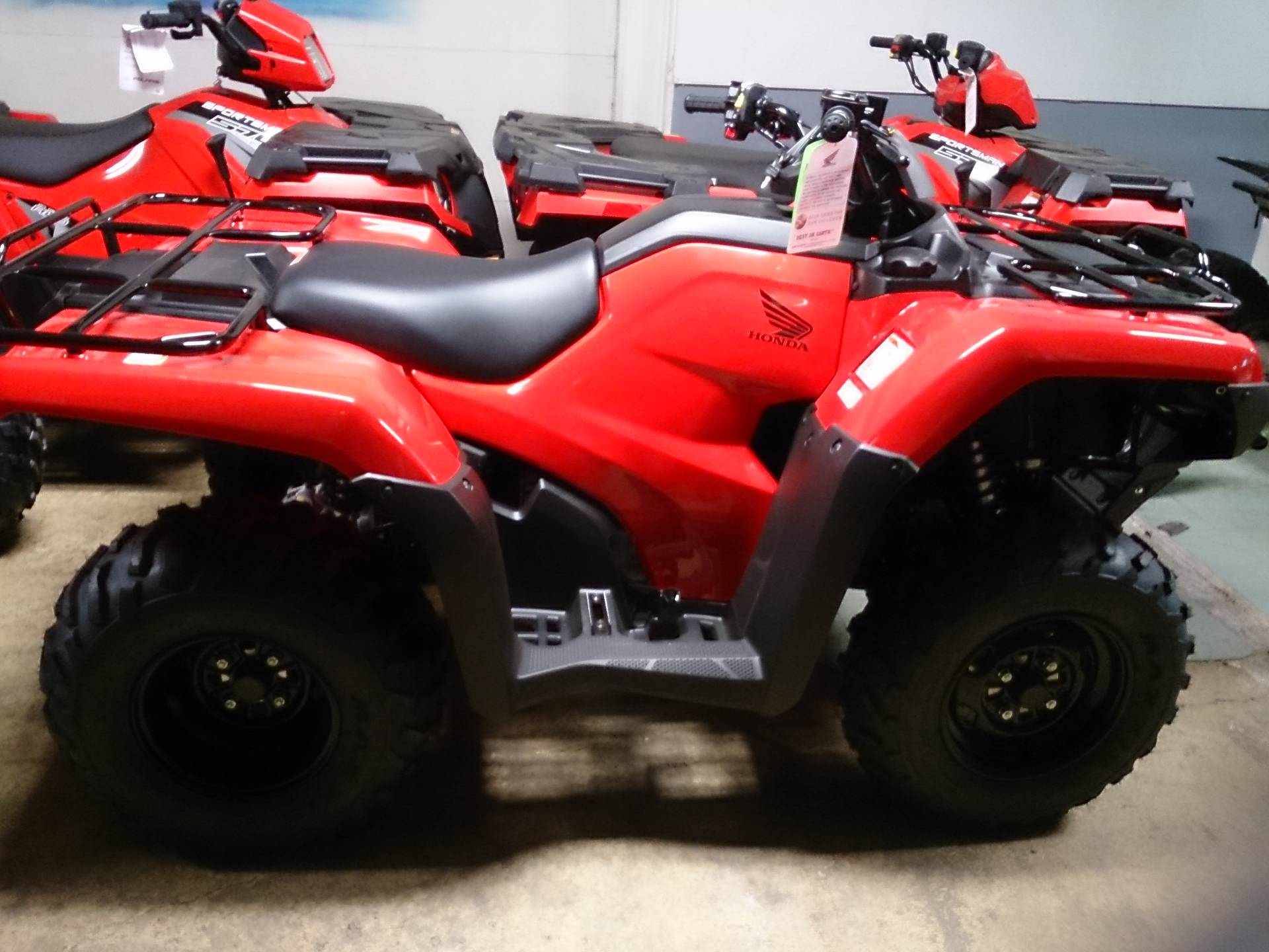 2019 Honda FourTrax Rancher 4x4 ES in Sterling, Illinois - Photo 3