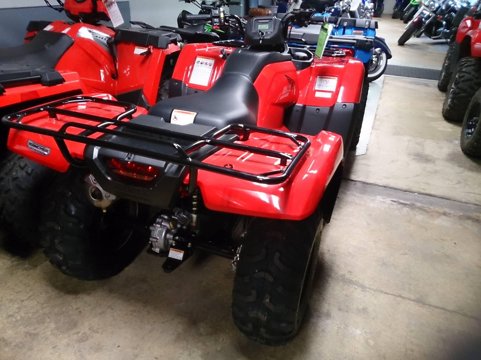 2019 Honda FourTrax Rancher 4x4 ES in Sterling, Illinois - Photo 4