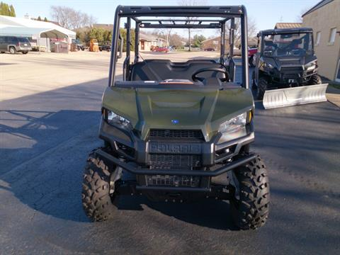 2017 Polaris Ranger Crew 570-4 in Sterling, Illinois