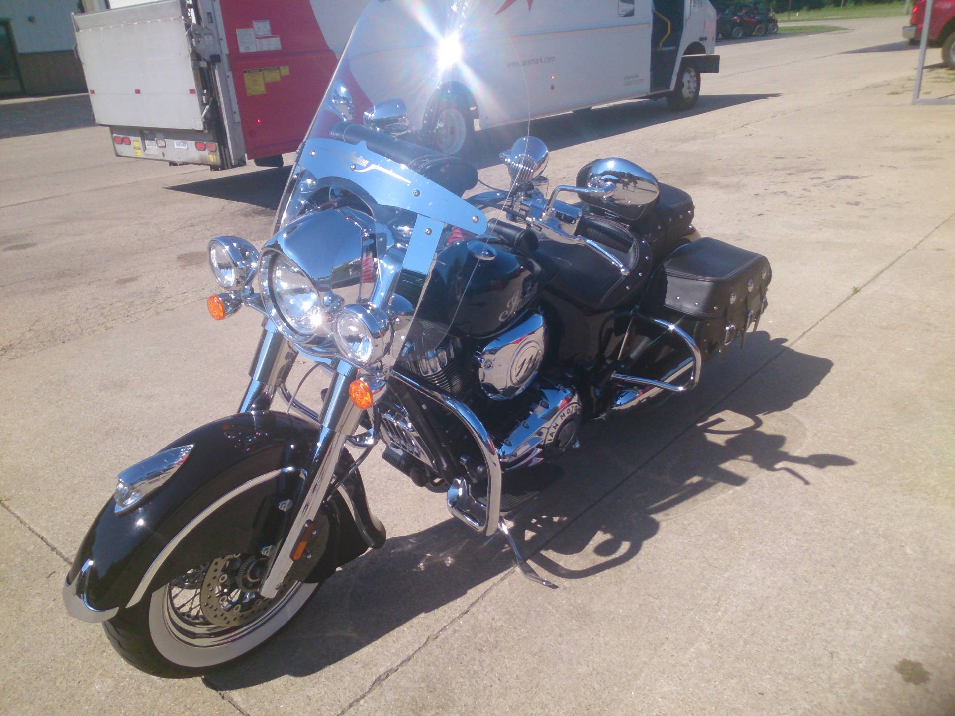 2015 Indian Chief® Classic in Sterling, Illinois