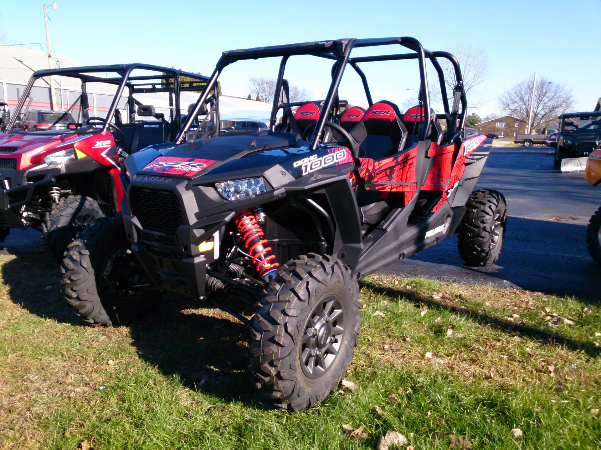 2018 Polaris RZR XP 4 1000 EPS in Sterling, Illinois