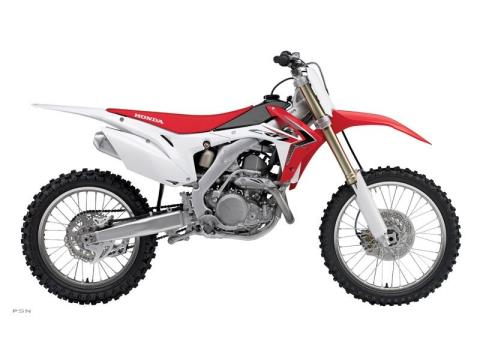 2013 Honda CRF®450R in Sterling, Illinois