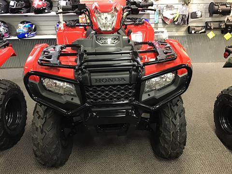 2018 Honda Foreman Rubicon TRX 500 FAGL DCT EPS in Sterling, Illinois - Photo 1
