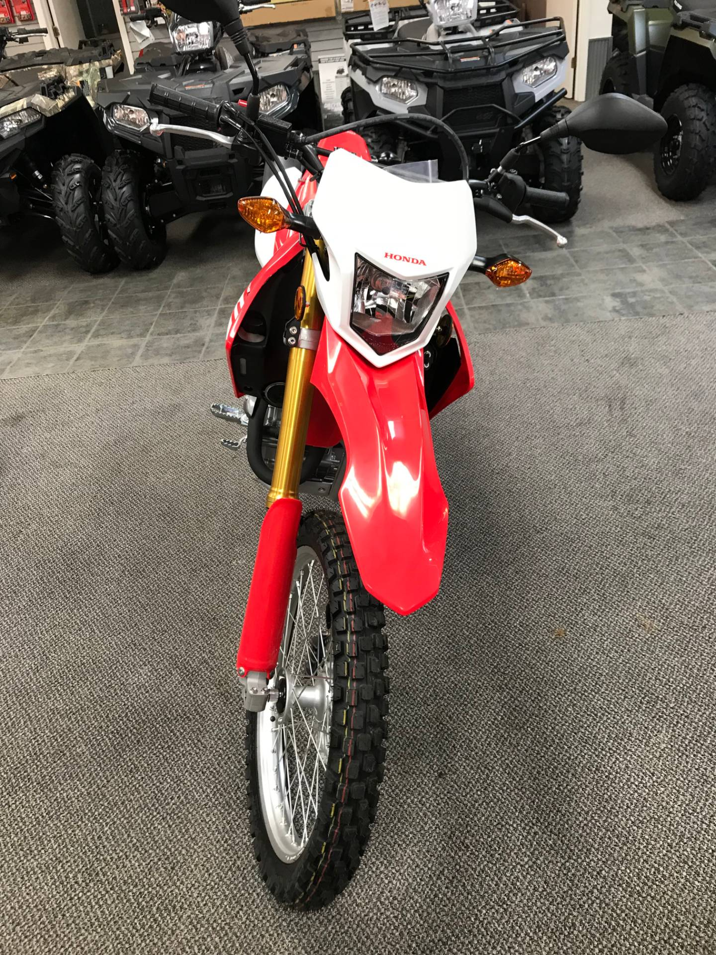 2018 Honda CRF250L in Sterling, Illinois - Photo 1