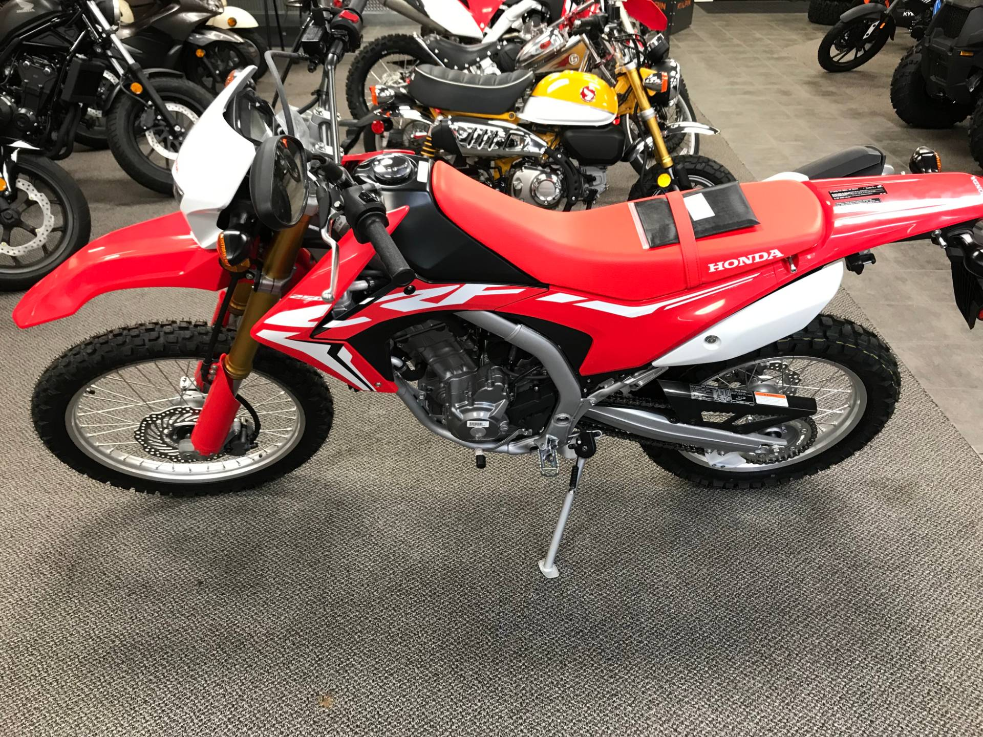 2018 Honda CRF250L in Sterling, Illinois - Photo 3
