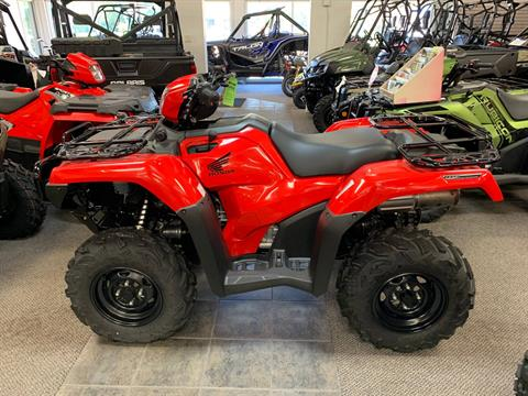 2018 Honda FourTrax Foreman Rubicon 4x4 Automatic DCT EPS in Sterling, Illinois - Photo 2