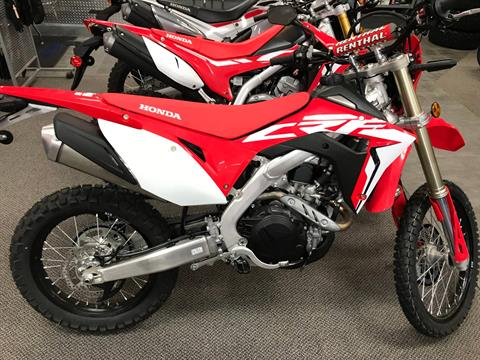 2019 Honda CRF450L in Sterling, Illinois - Photo 2