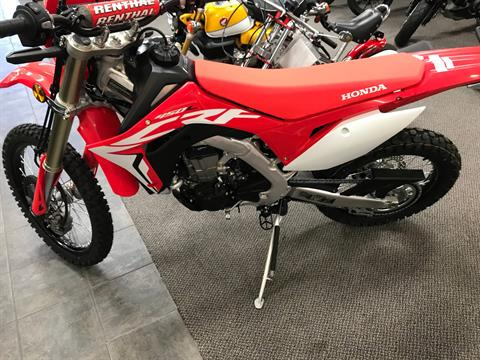 2019 Honda CRF450L in Sterling, Illinois - Photo 3