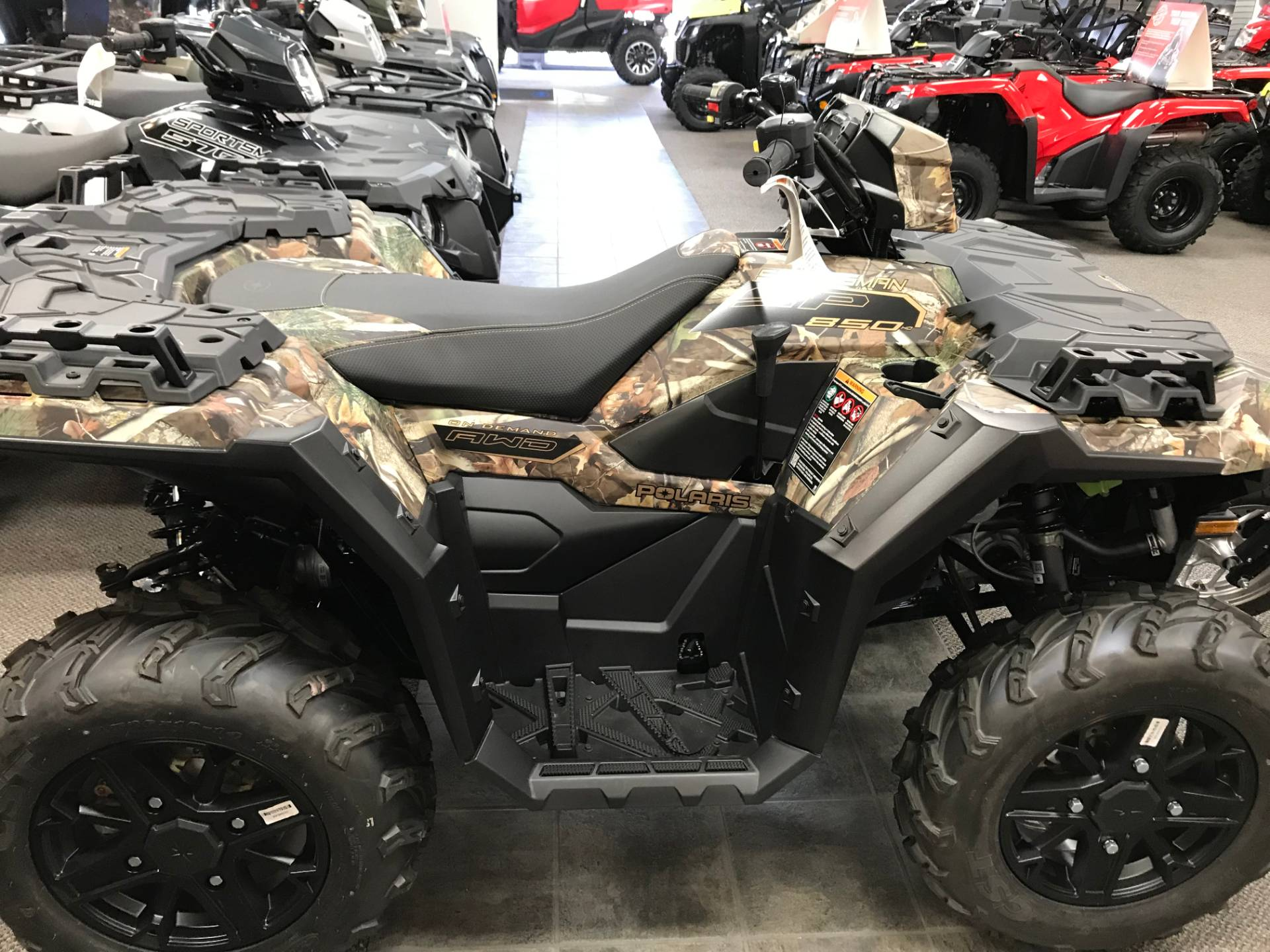 2019 Polaris Sportsman 850 SP in Sterling, Illinois - Photo 2