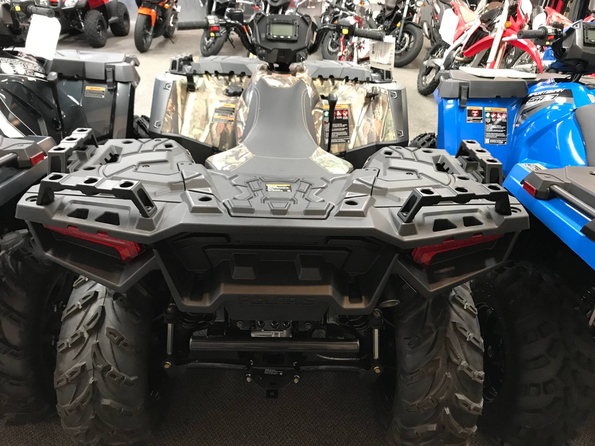 2019 Polaris Sportsman 850 SP in Sterling, Illinois - Photo 4