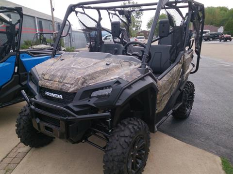 2018 Honda Pioneer 1000-5 Deluxe in Sterling, Illinois - Photo 1