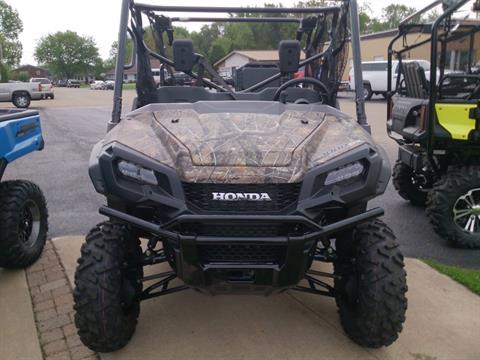 2018 Honda Pioneer 1000-5 Deluxe in Sterling, Illinois - Photo 2