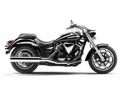 2009 Yamaha V Star 950 in Sterling, Illinois