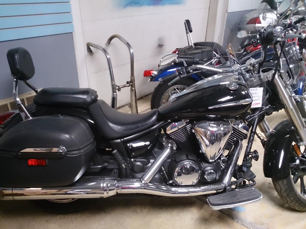 2009 Yamaha V Star 950 in Sterling, Illinois - Photo 3
