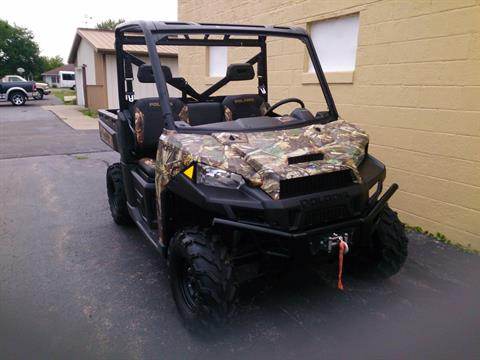 2016 Polaris Ranger XP 900 EPS Hunter Edition in Sterling, Illinois