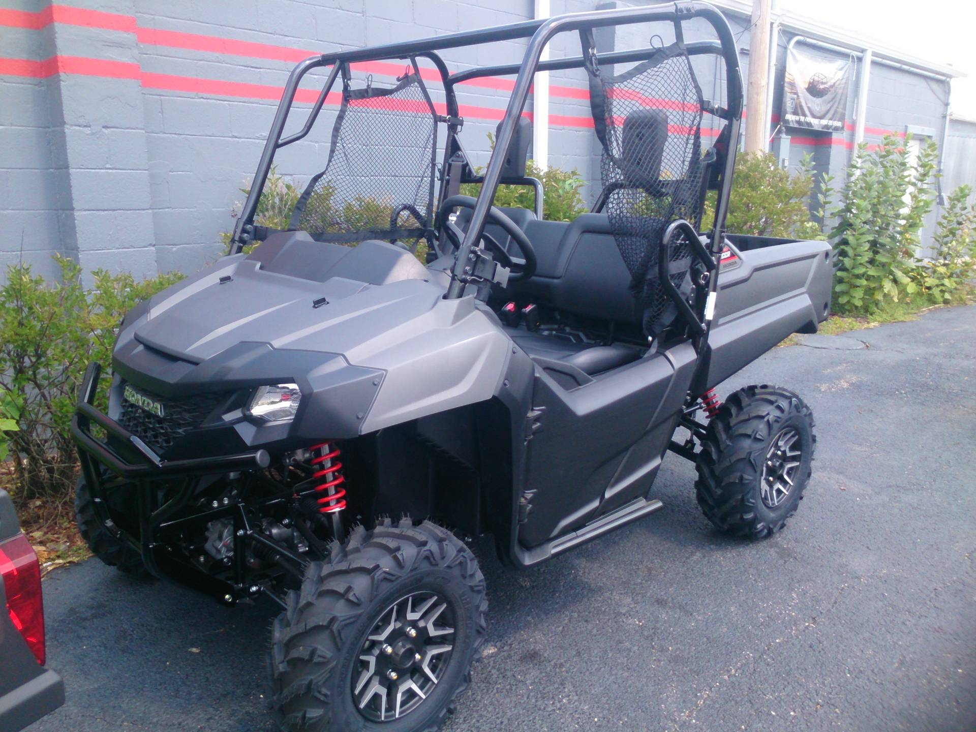 2018 Honda Pioneer 700 Deluxe in Sterling, Illinois - Photo 1