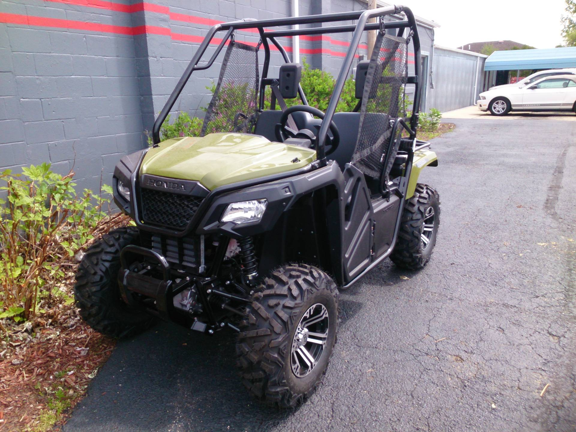 2017 Honda Pioneer 500 for sale 1178