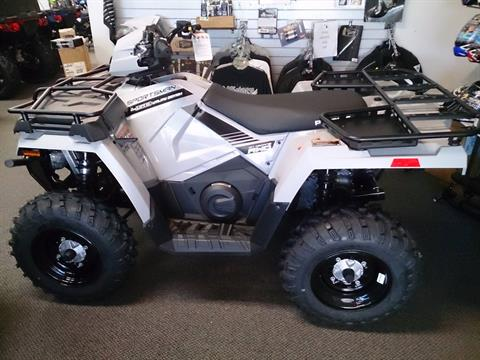 2018 Polaris Sportsman 450 H.O. Utility Edition in Sterling, Illinois