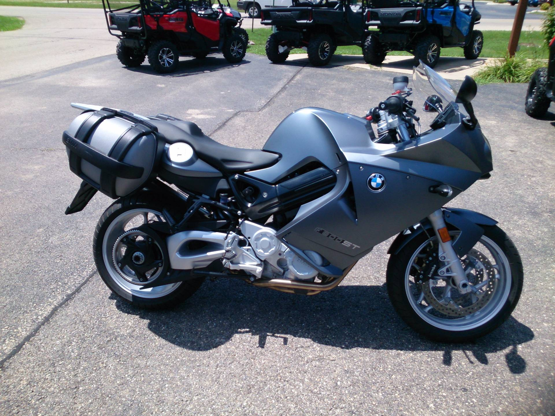 2008 BMW F 800 ST in Sterling, Illinois
