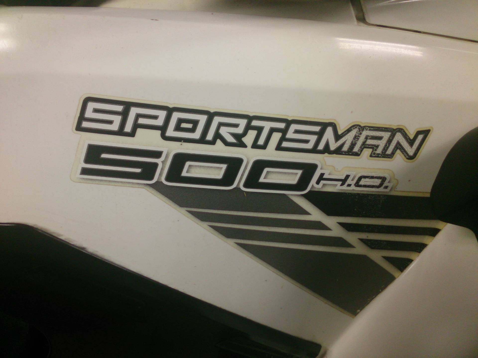 2013 Polaris Sportsman® 500 H.O. in Sterling, Illinois