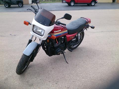 1982 Kawasaki GPZ 750 in Sterling, Illinois