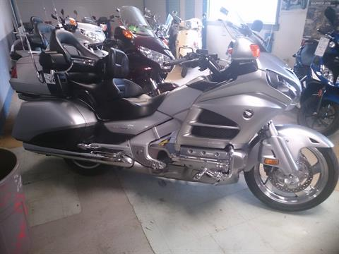 2015 Honda Gold Wing® Navi XM in Sterling, Illinois - Photo 2