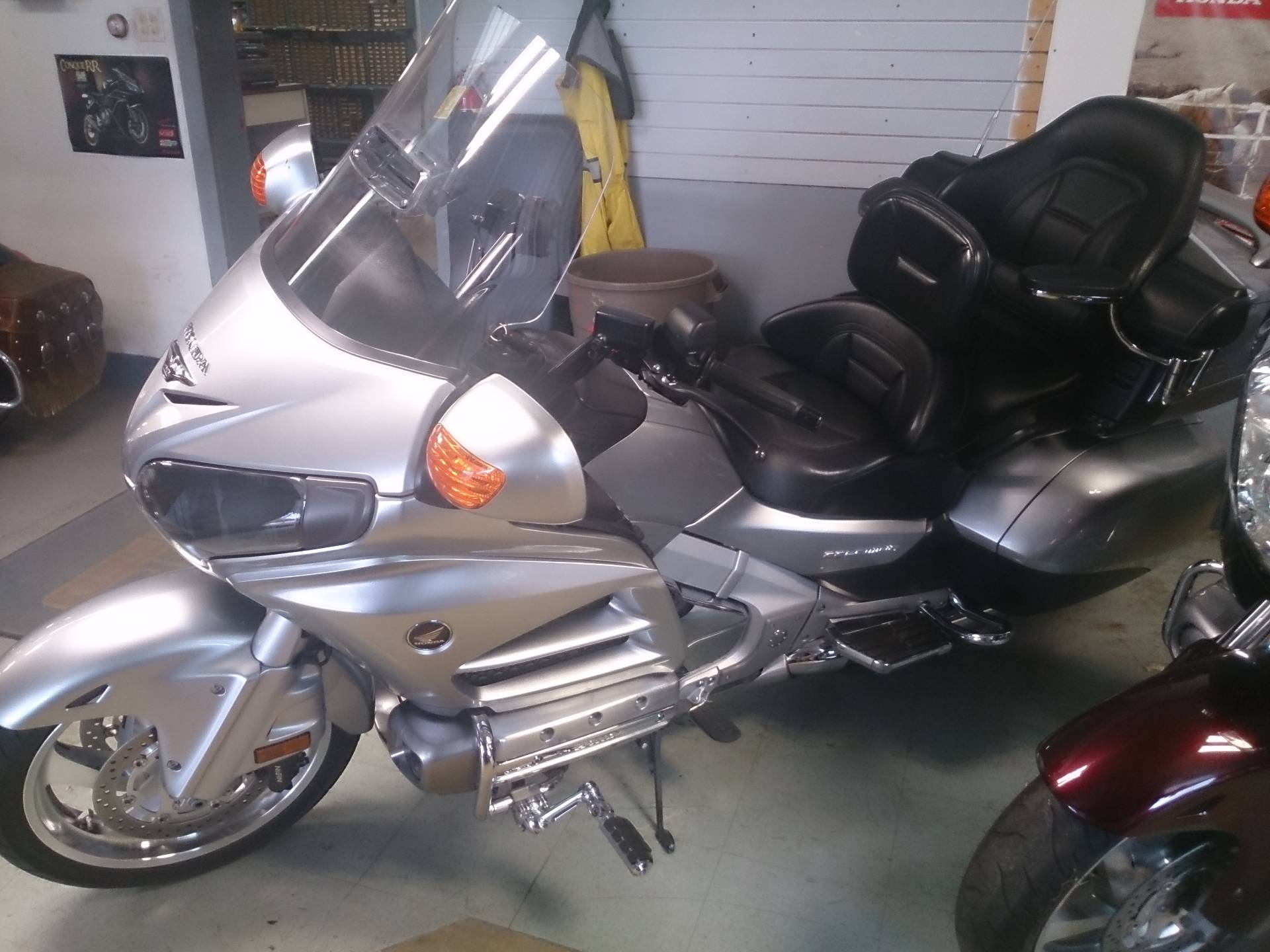 2015 Honda Gold Wing® Navi XM in Sterling, Illinois - Photo 3