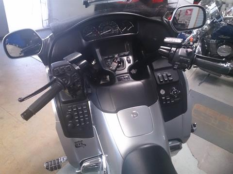 2015 Honda Gold Wing® Navi XM in Sterling, Illinois - Photo 5