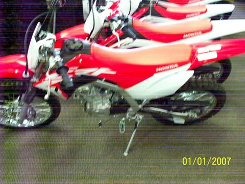 2019 Honda CRF 125 in Sterling, Illinois - Photo 3