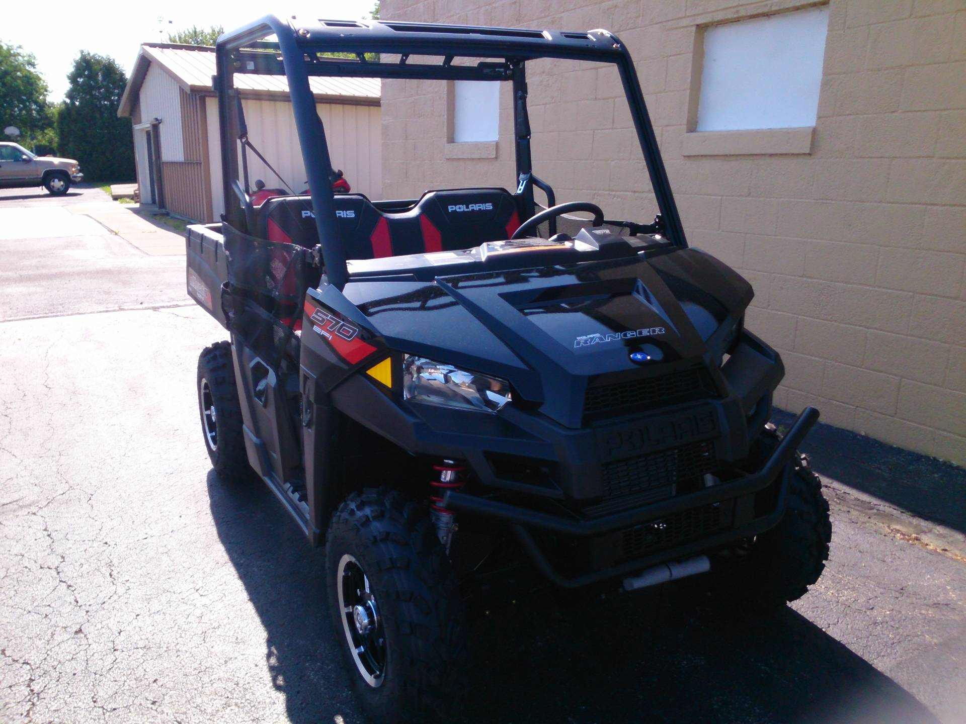 2017 Polaris Ranger 570 EPS for sale 55