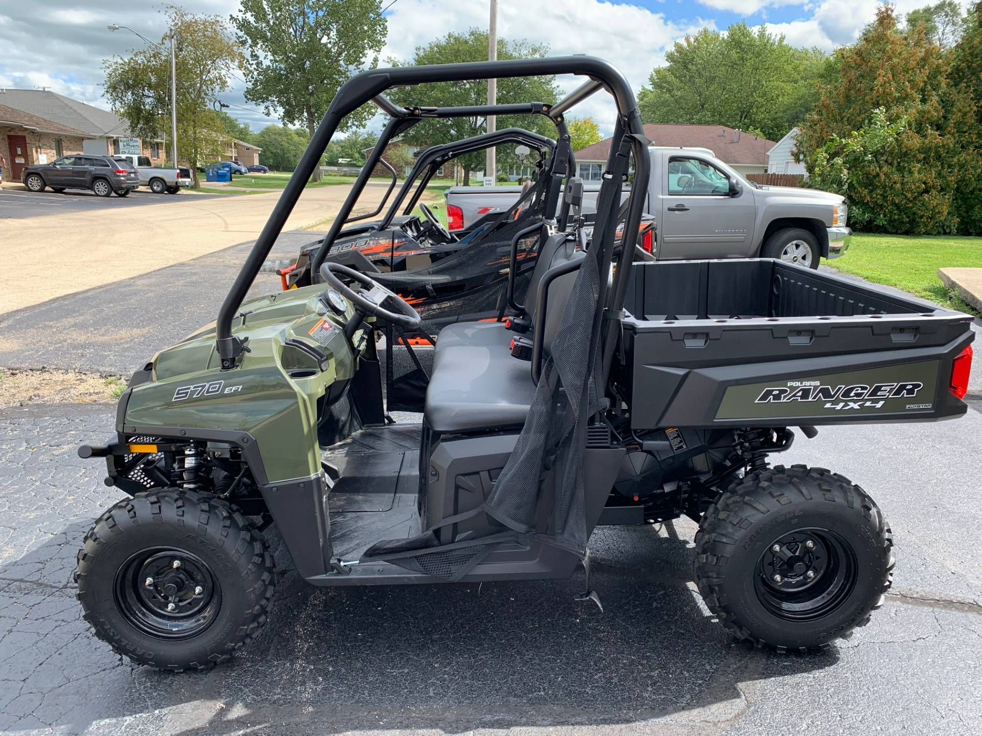 2019 Polaris Ranger 570 Full-Size in Sterling, Illinois - Photo 3