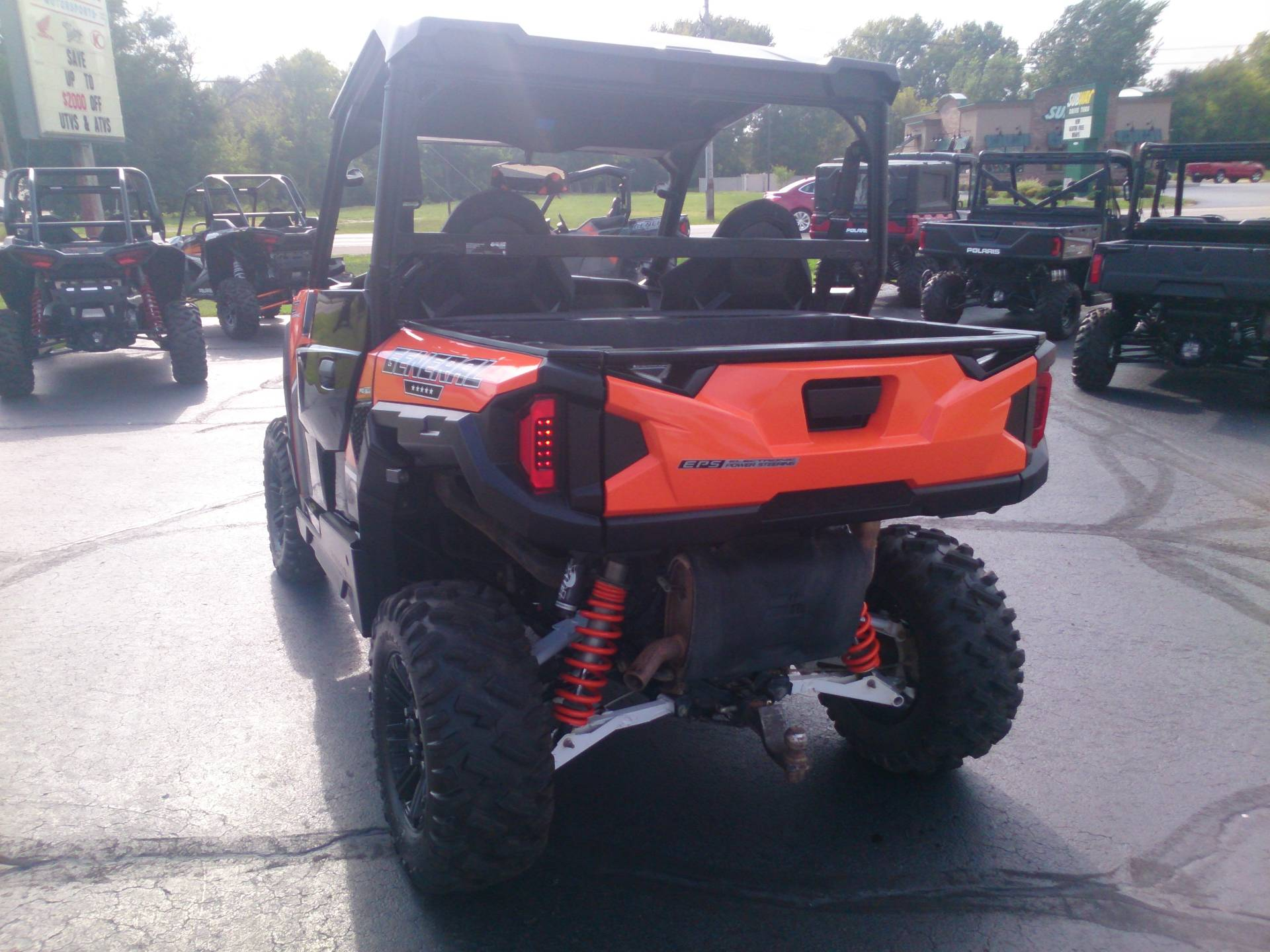 2016 Polaris General 1000 EPS Deluxe in Sterling, Illinois