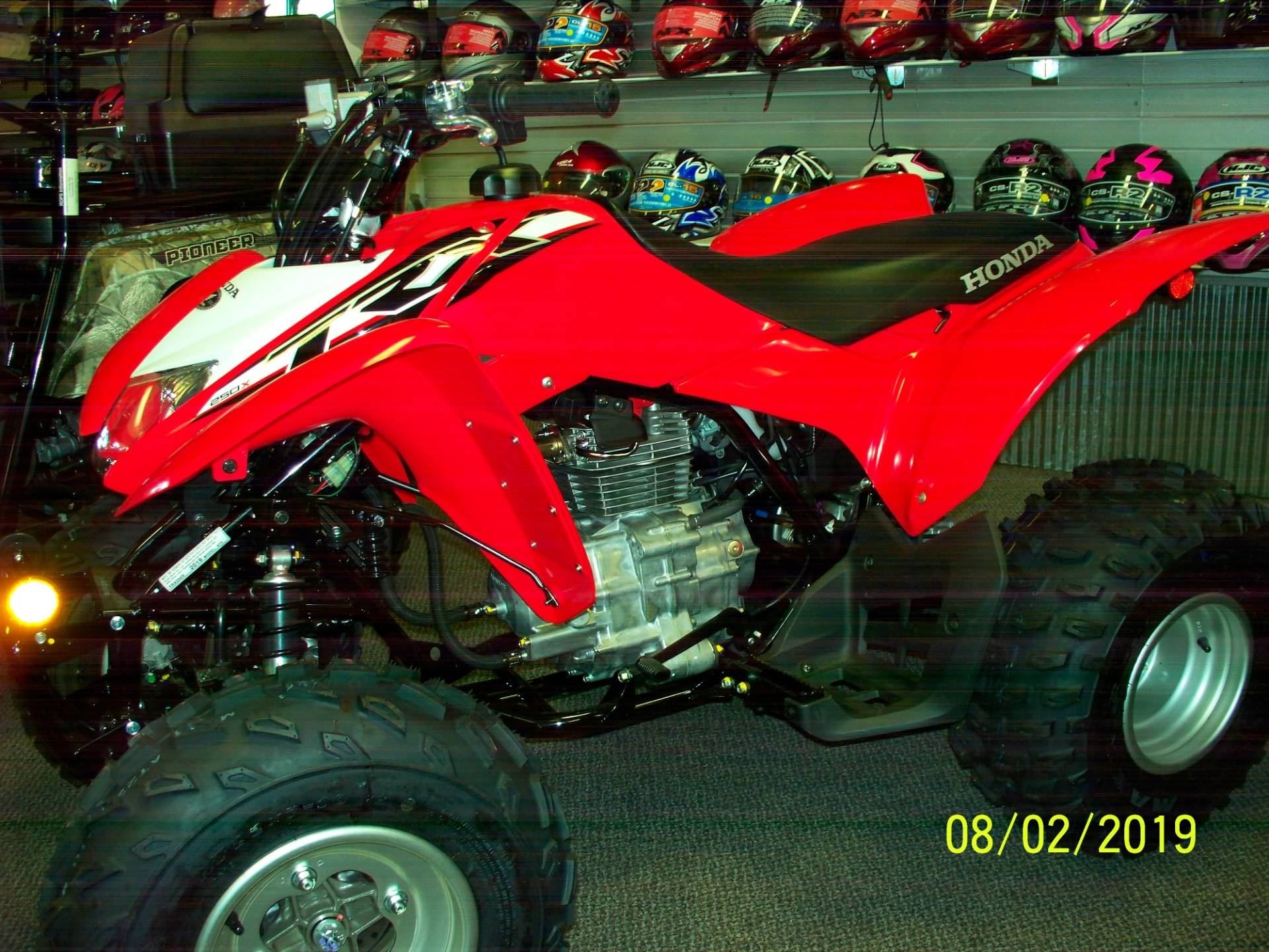 2019 Honda TRX250X in Sterling, Illinois - Photo 2