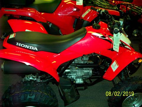 2019 Honda TRX250X in Sterling, Illinois - Photo 3