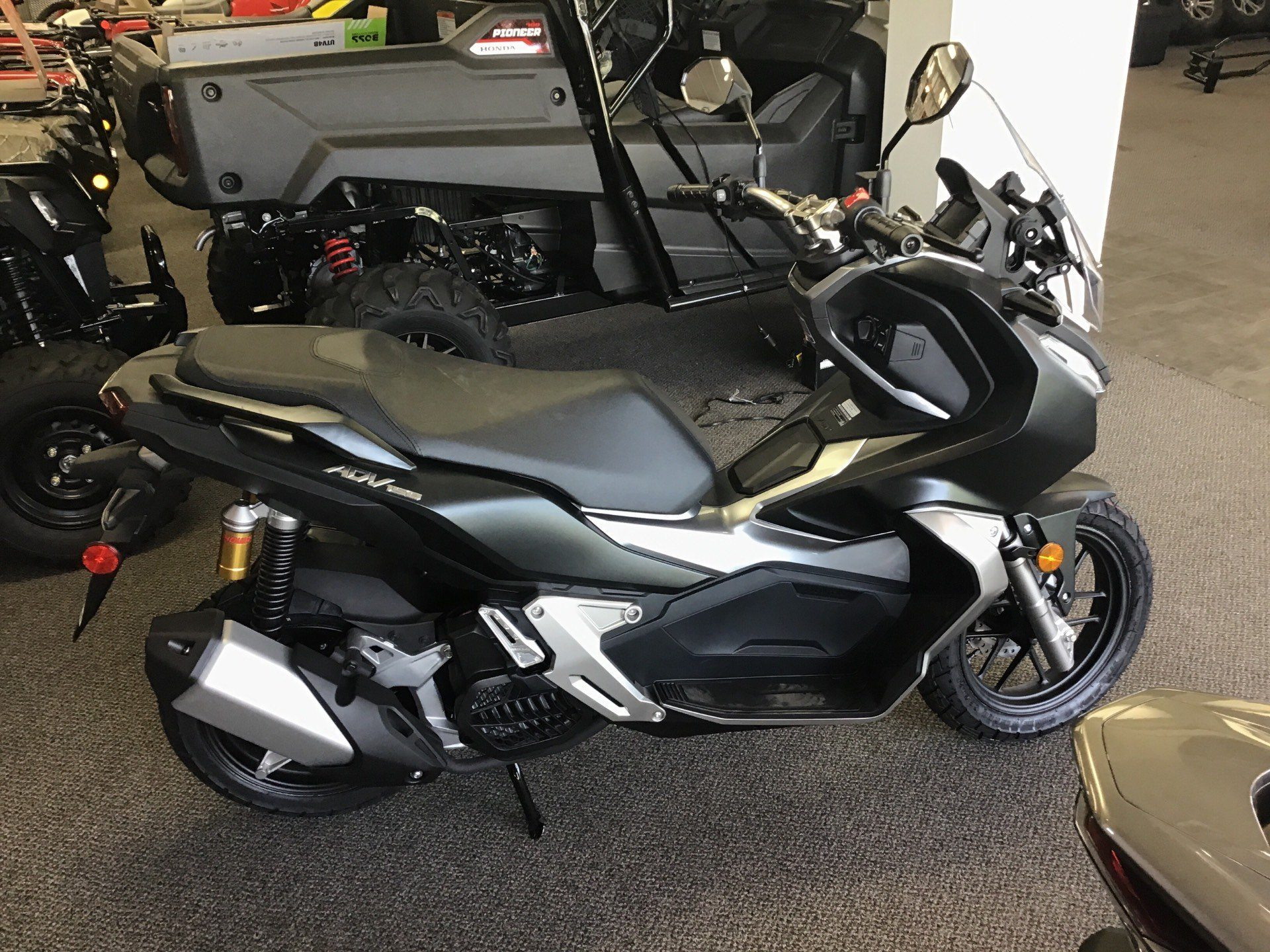 2020 Honda ADV 150 in Sterling, Illinois - Photo 4
