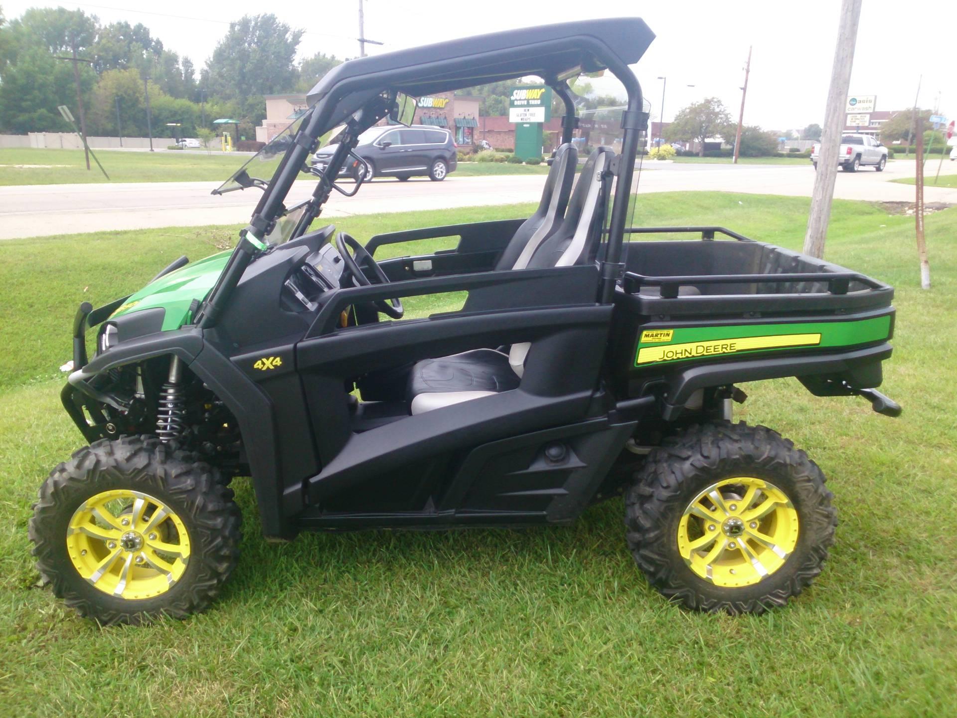 2015 john deere gator™ rsx850i sport utility vehicles sterling