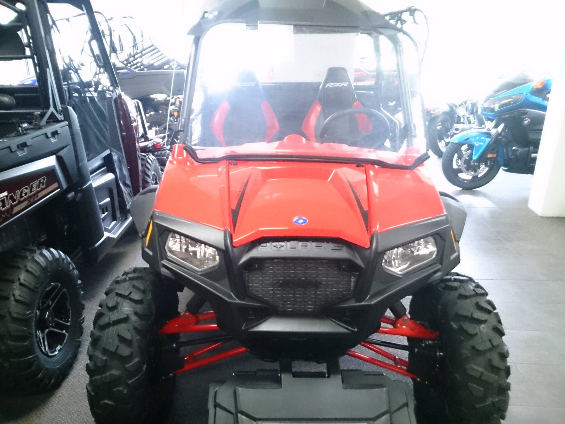 2017 Polaris RZR S 570 EPS in Sterling, Illinois