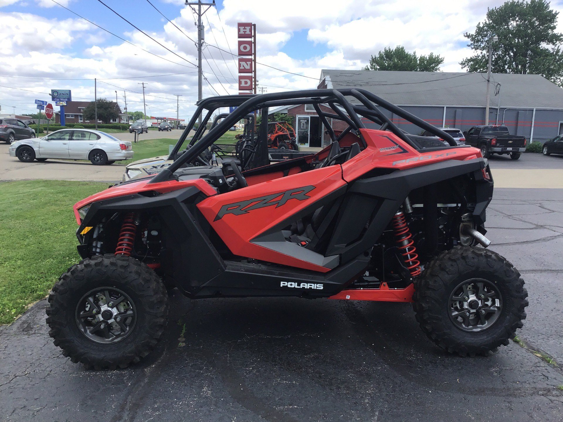 2020 Polaris RZR-20 64 T OTP1 I in Sterling, Illinois - Photo 2