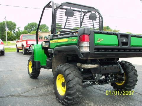 2011 John Deere Gator™ XUV 825i in Sterling, Illinois