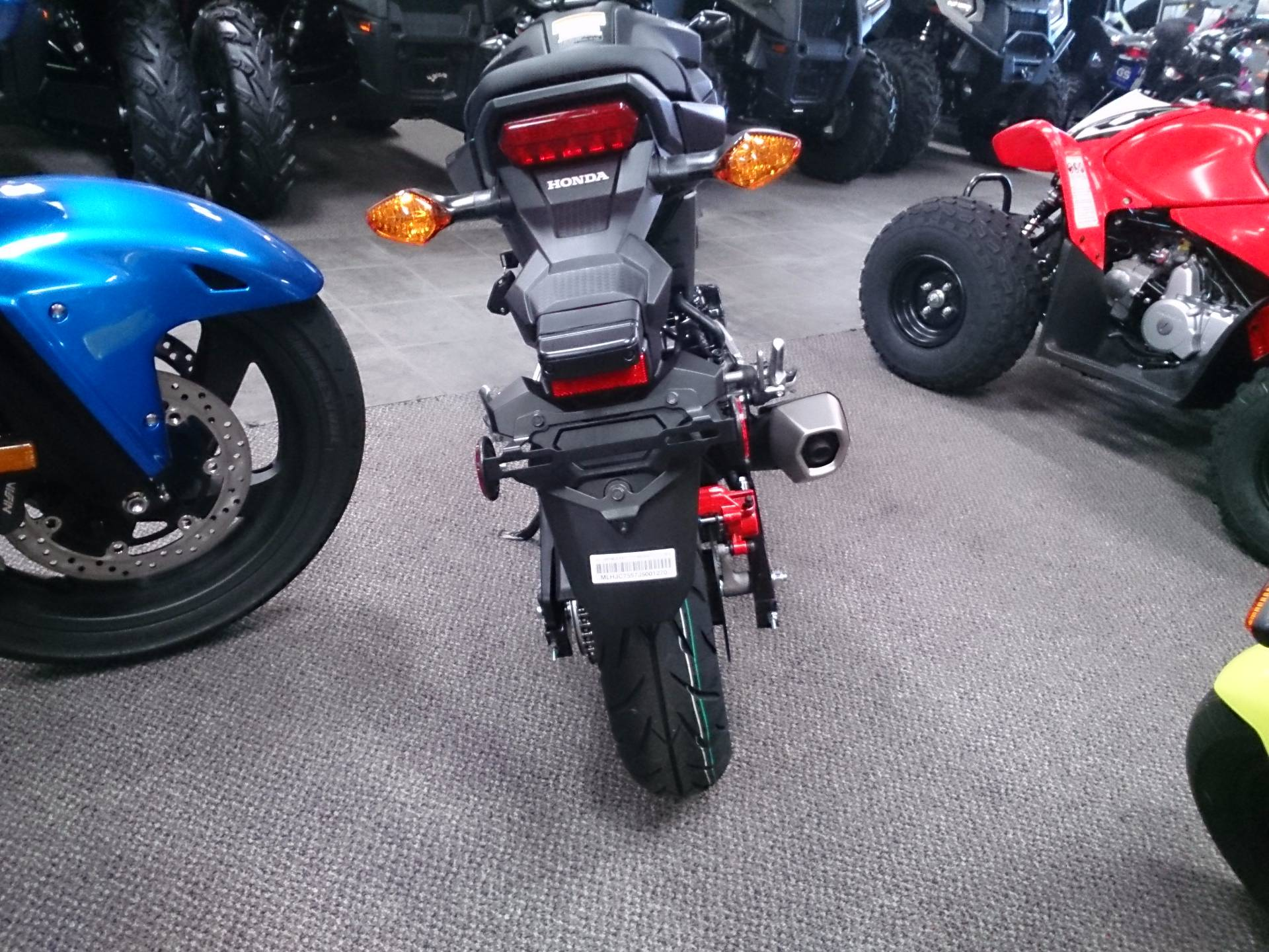 2018 Honda Grom ABS in Sterling, Illinois