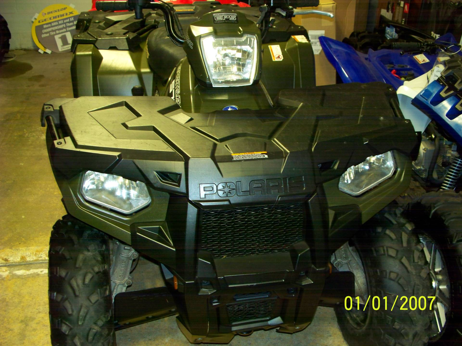 2015 Polaris Sportsman 570 in Sterling, Illinois - Photo 1